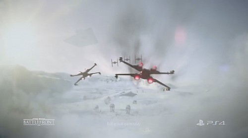 Starwars Battlefront(アメリカ)