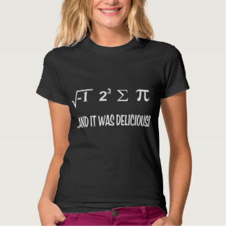I ate some pie Tシャツ