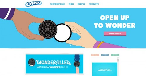 Oreo - Milk's Favorite Cookie