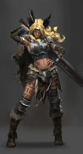 character_design_valkyrie